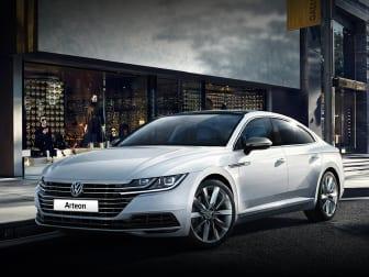 Descubra todos os pormenores e deslumbre-se com o Volkswagen Arteon!