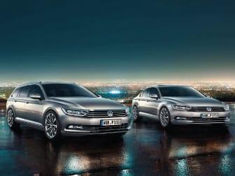 Adquira o seu Volkswagen Passat e receba oferta de manutenção