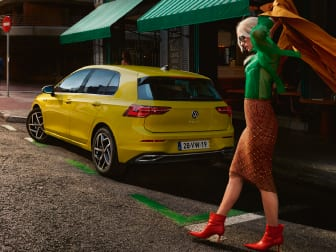 Novo Volkswagen Golf 8
