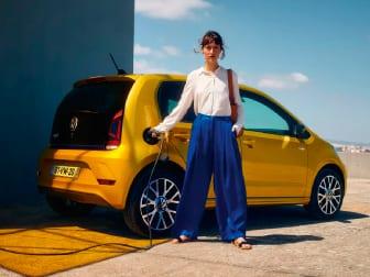 Novo Volkswagen e-up!