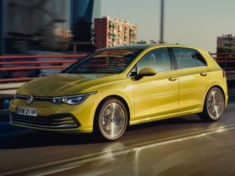 Volkswagen Golf: a partir de 23.900€ e com 5 anos de garantia*